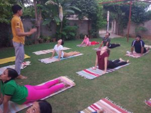 Natalia Villalobos Yoga Workshop