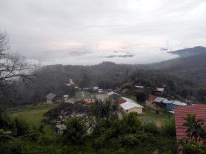 Gemeindeentwicklung in Ecuador