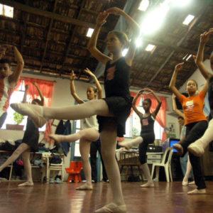 Kunst und Tanz