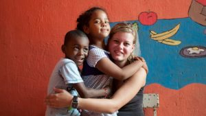 Childcare Volunteer in Brazil