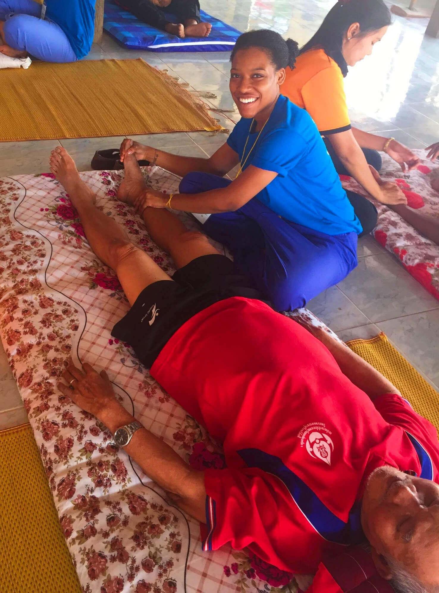 Massage surin Siam Classic